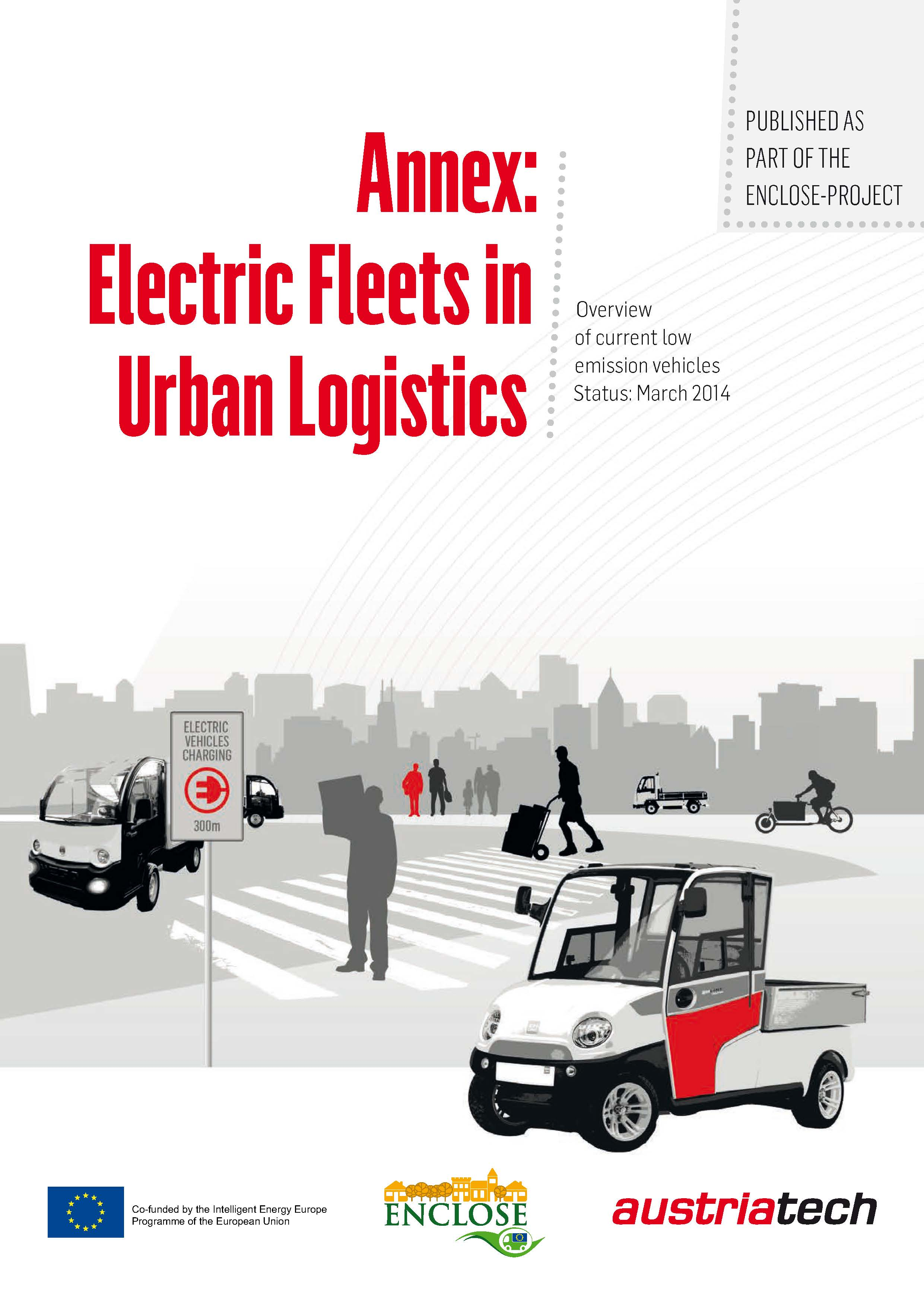 Eletric Fleets in Urban Logistics 2014 Annex Seite 01