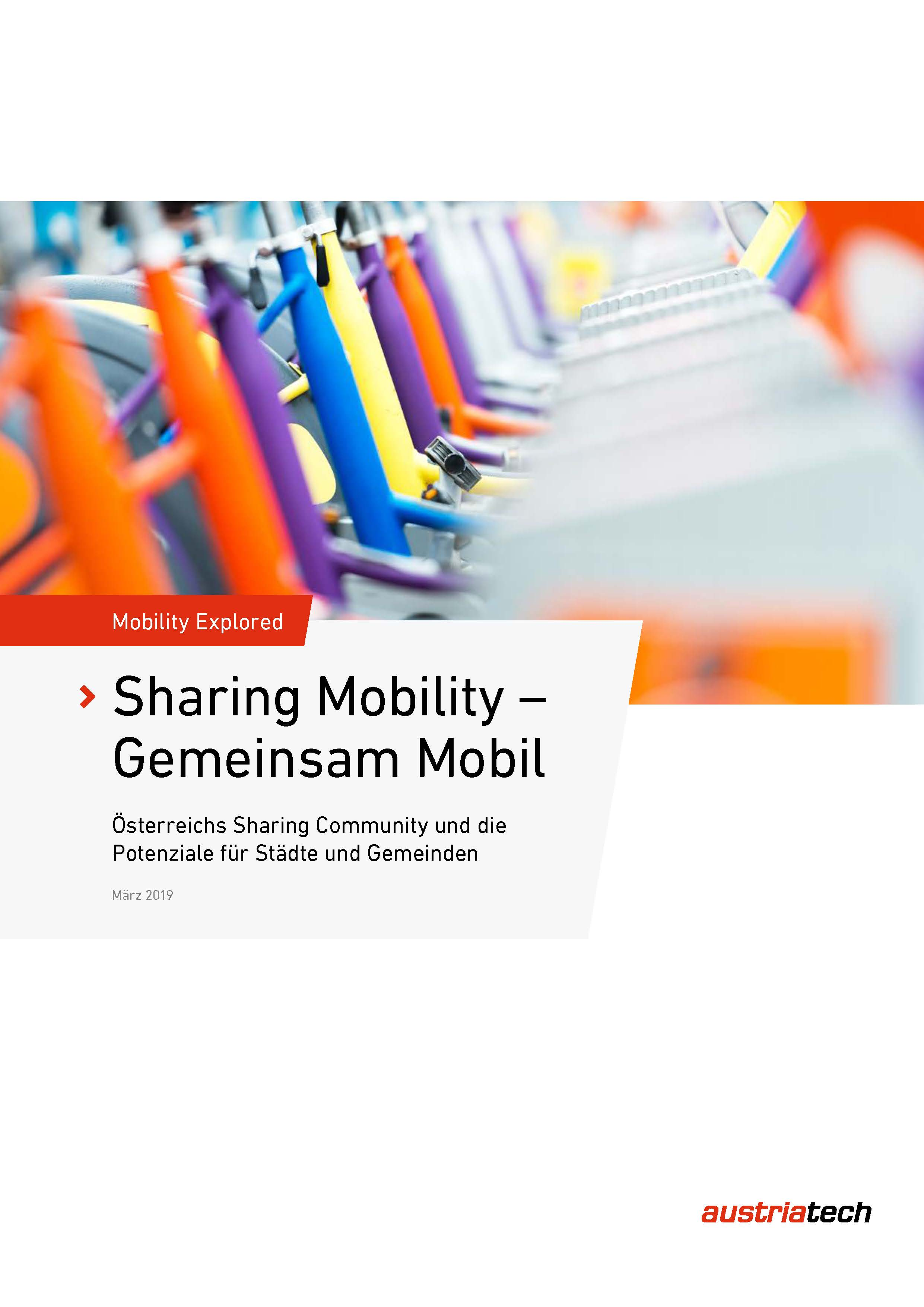 Mobility Explored Sharing Mobility 032019 Seite 01