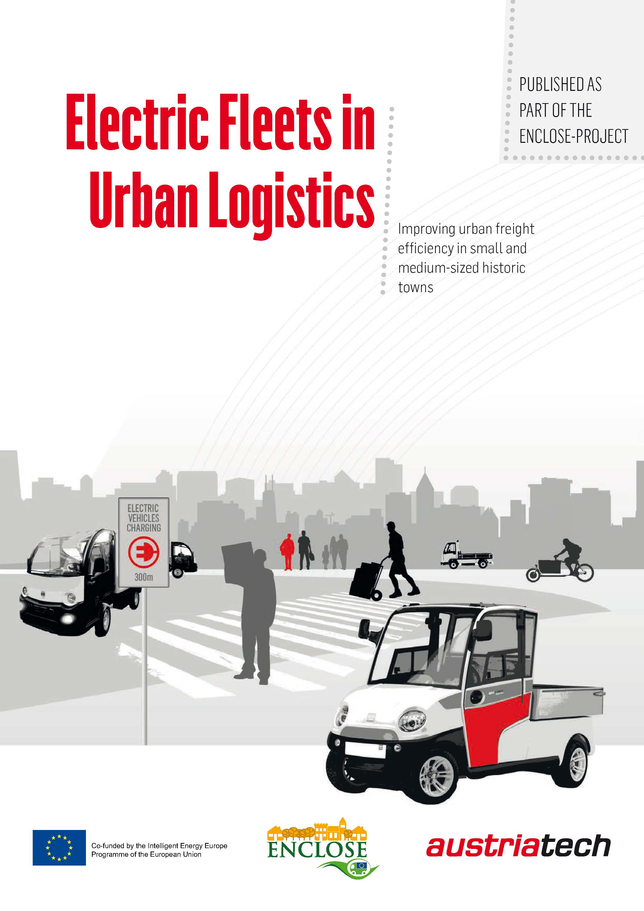 Electric Fleeds in Urban Logistics 2014 Seite 01
