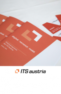 Brochures of ITS Austria